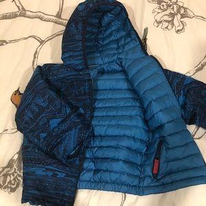 Patagonia Down Sweater Hoody 5T
